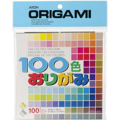 Aitoh Origami Paper - by Aitoh - K. A. Artist Shop