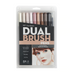Tombow Dual Brush Pen and Artist Markers - Set of 10 - Portrait Palette by Tombow - K. A. Artist Shop