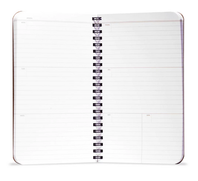 56-Week Undated Planner by Field Notes