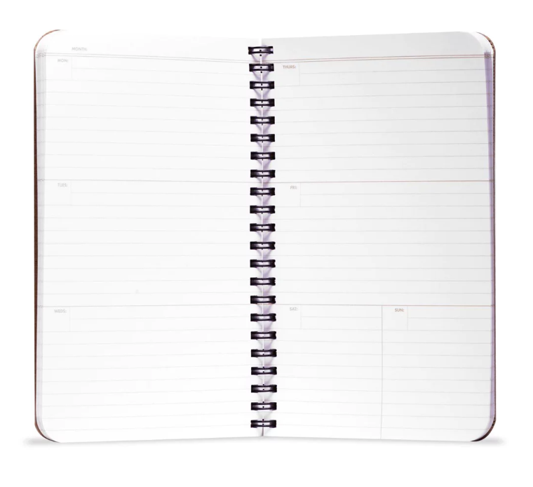 Field Notes 56-Week Undated Planner - by Field Notes - K. A. Artist Shop