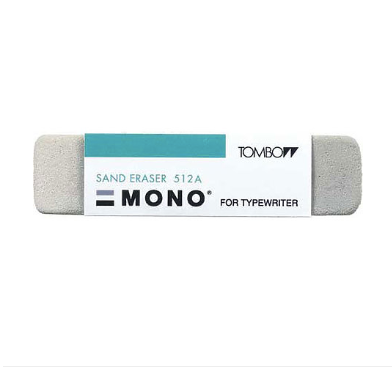 Tombow Mono Sand Eraser (For Ink)