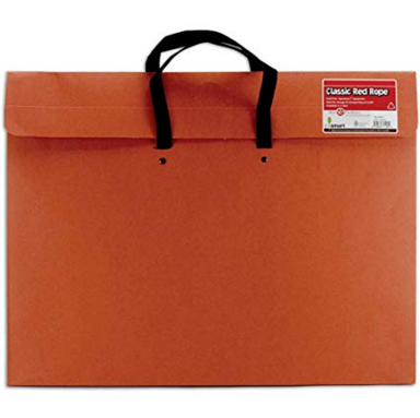 Star Products Classic Red Rope Portfolio - by Star Products - K. A. Artist Shop