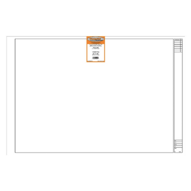 Clearprint Vellum Sheets - 1000H / 16 lb. - 24 x 36 inches - by Clearprint - K. A. Artist Shop