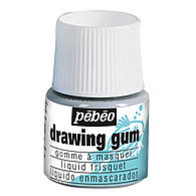 Pēbēo Masking Fluid / Drawing Gum (Low Odor)