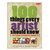 """100 Things Every Artist Should Know"" Book by Walter Foster"