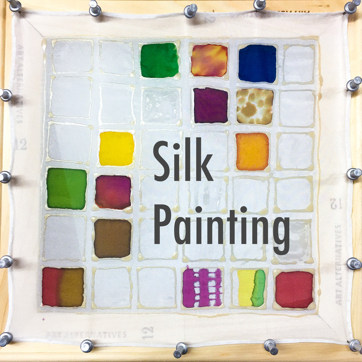 Silk Painting with René Shoemaker