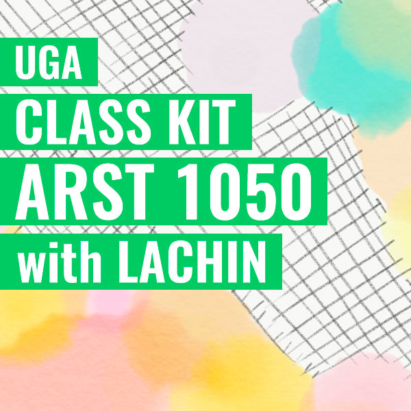 Class Kit for UGA ARST 1050 w/ Lachin - Spring 2020