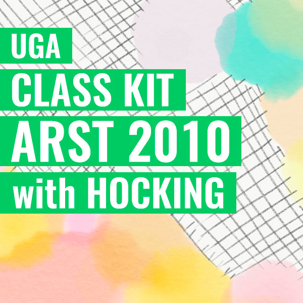 Class Kit for UGA ARST 2010 w/ Hocking - Spring 2020