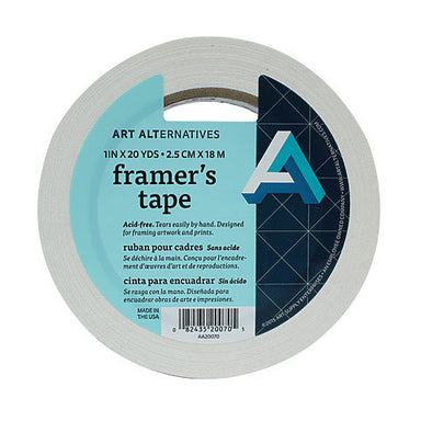 Art Alternatives Framers Tape - by Art Alternatives - K. A. Artist Shop