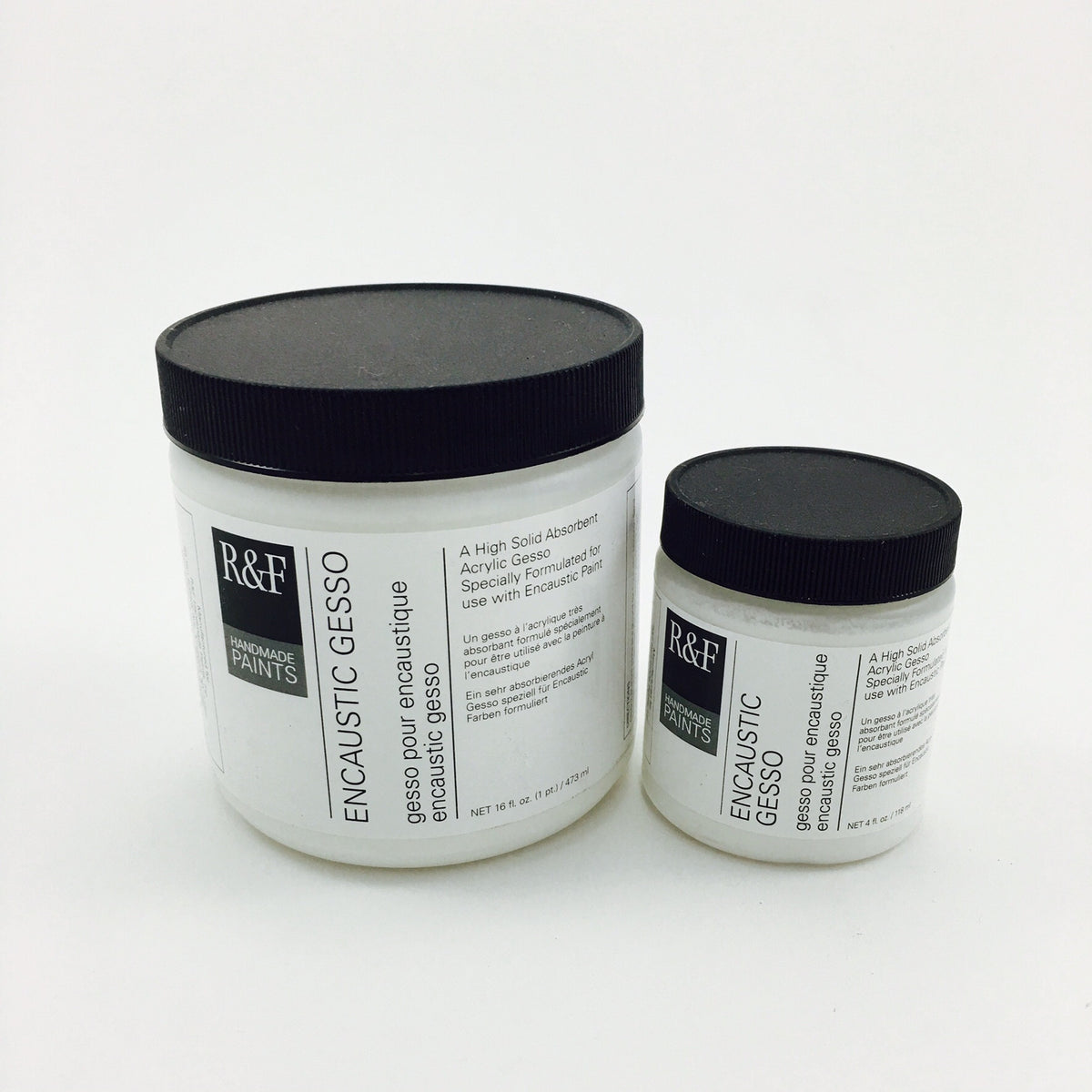 Encaustic Gesso by R&F