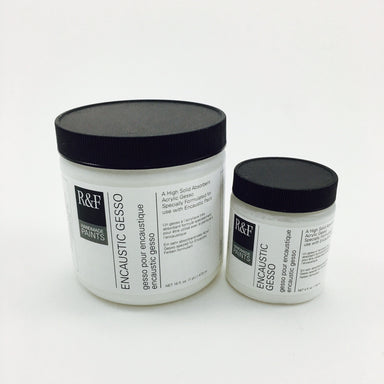 Encaustic Gesso by R&F - by R&F Handmade Paints - K. A. Artist Shop