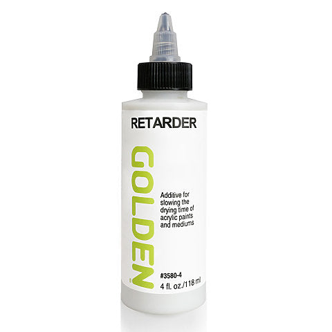 Golden Retarder for Acrylic Paint - by Golden - K. A. Artist Shop