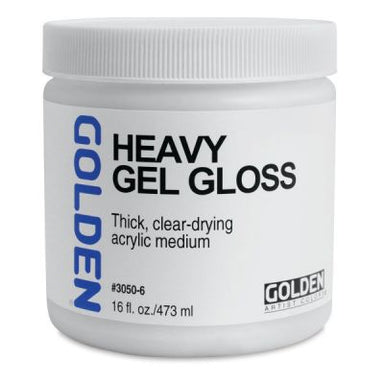 Golden Heavy Gels - Gloss by Golden - K. A. Artist Shop