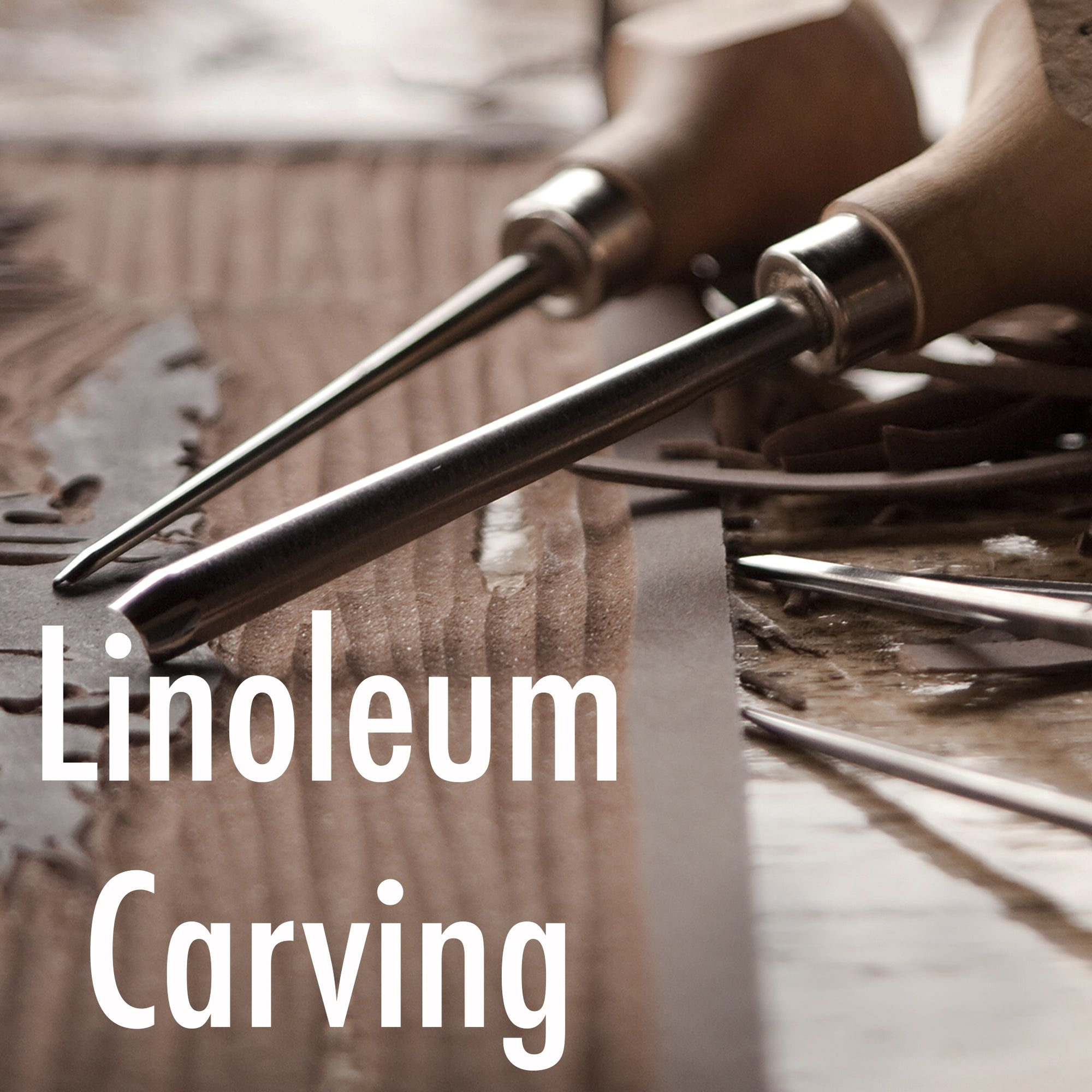 Linoleum Carving with Taylor DiFonzo