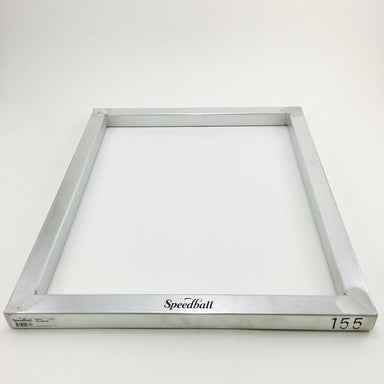 Aluminum Screen Printing Frames - 20 x 24 inches - 155 Mesh by Speedball - K. A. Artist Shop