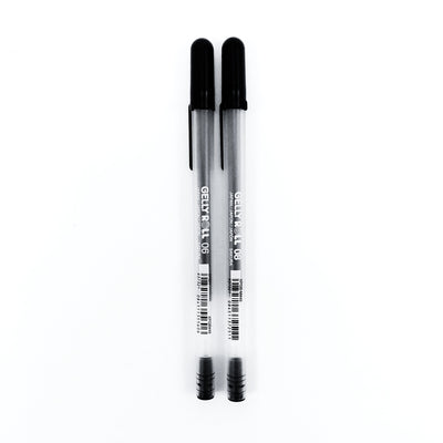 Sakura Gelly Roll Pen - Black