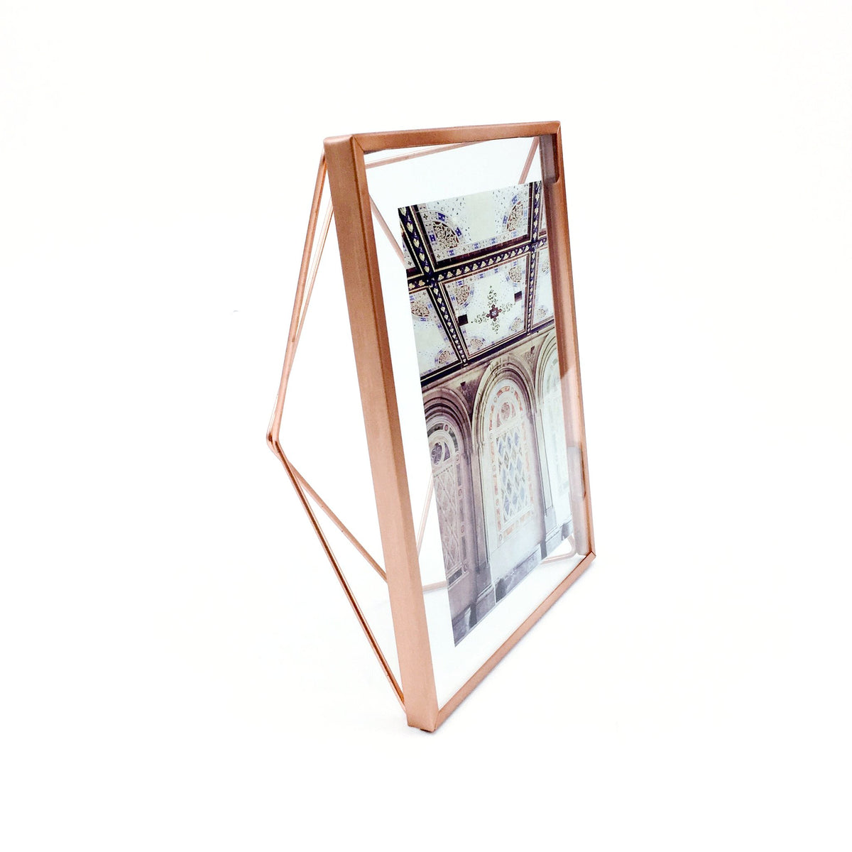 """Prisma"" Picture Frames in Copper by Umbra"