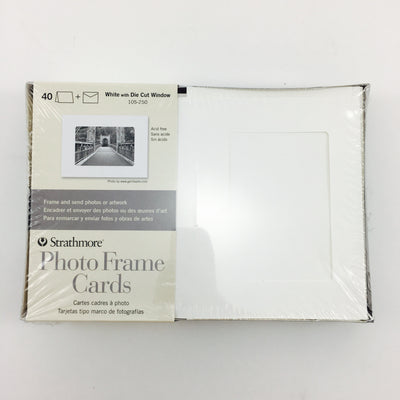 Strathmore Photo Frame Cards (with Envelopes)