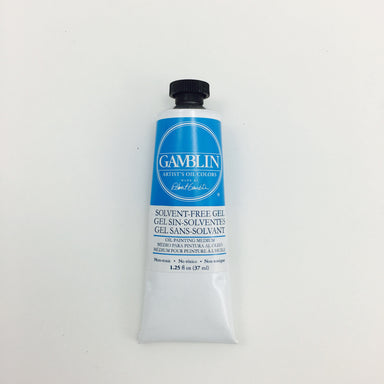 Gamblin Solvent-Free Gel - by Gamblin - K. A. Artist Shop