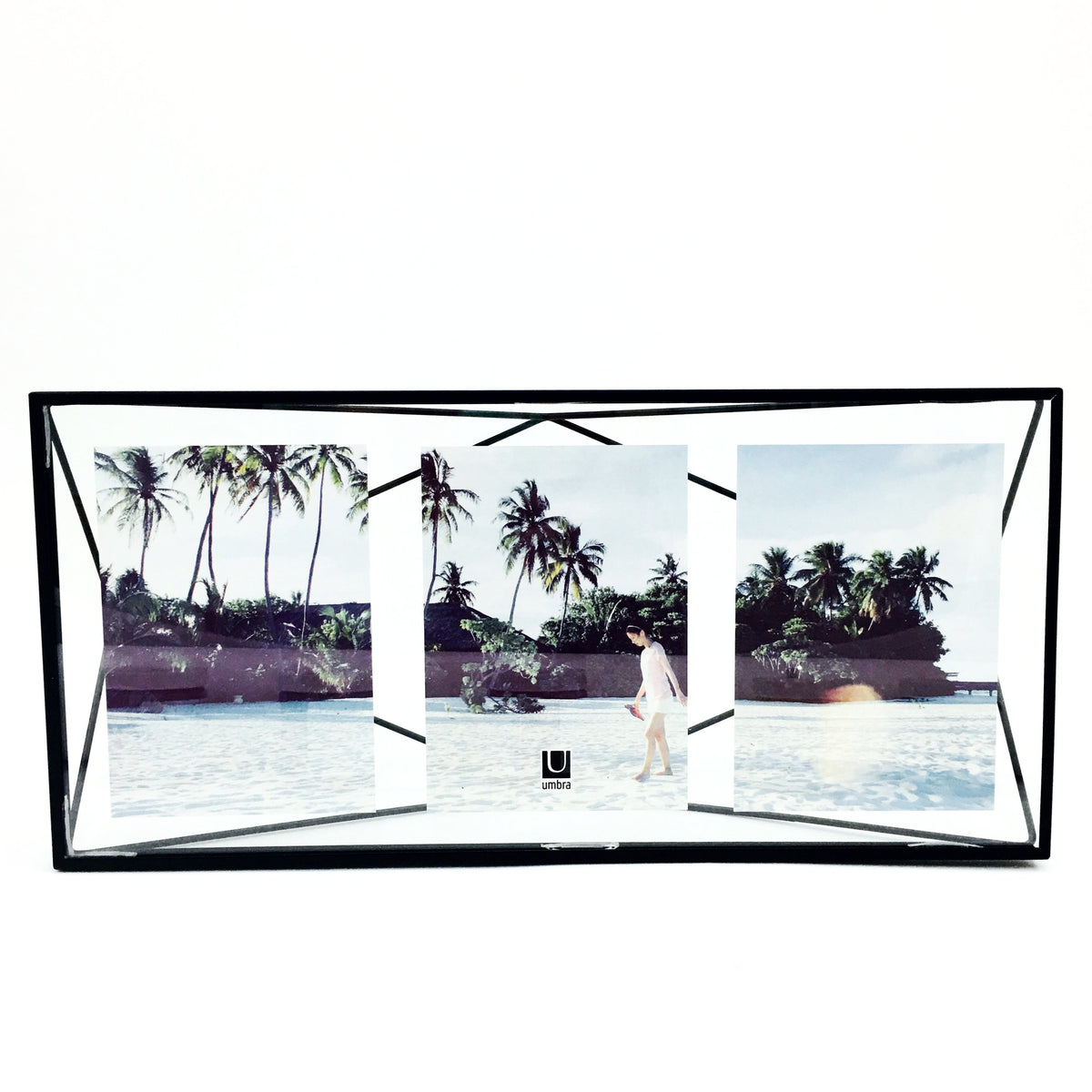"""Prisma"" Picture Frames in Black by Umbra"