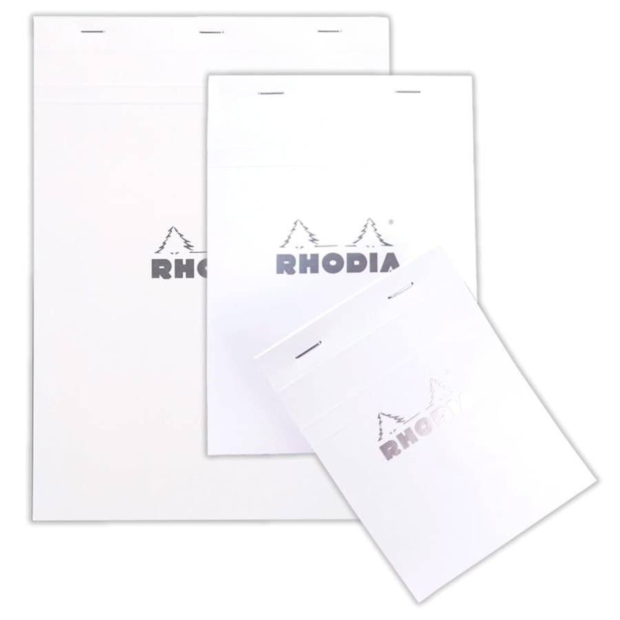 "Rhodia ""Ice"" Graph Pads - by Rhodia - K. A. Artist Shop"