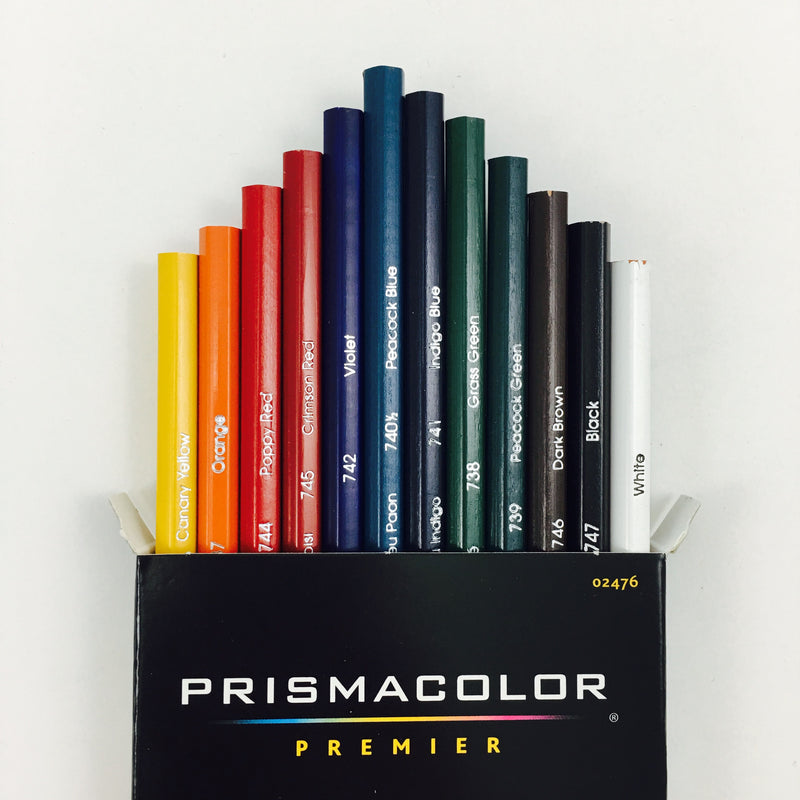 "Prismacolor ""VeriThin"" Colored Pencil Sets"