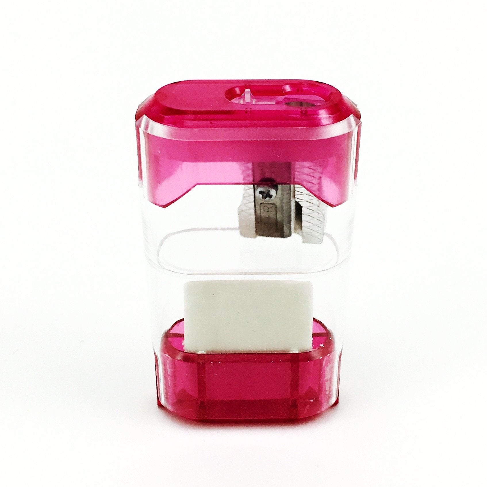 M+R Dual Sharpener and Eraser - Pink by M+R - K. A. Artist Shop