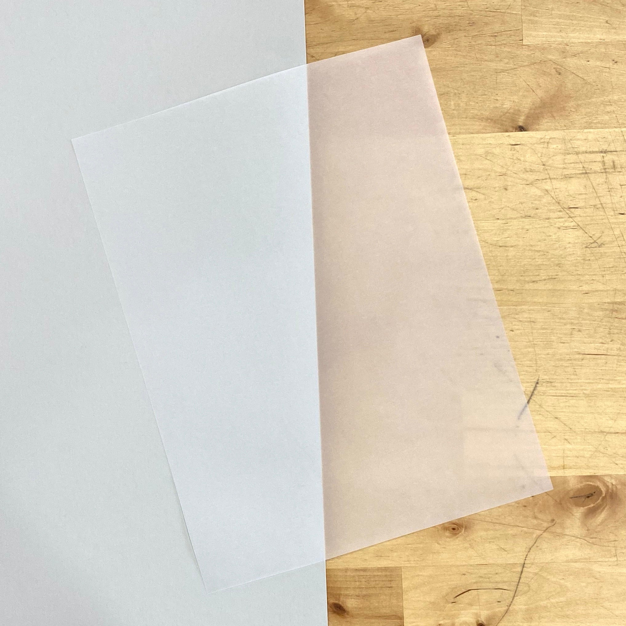 "Archival Paper - 24/Pack - 8.5""x11"" - Translucent (30#) by SoHo Paper - K. A. Artist Shop"