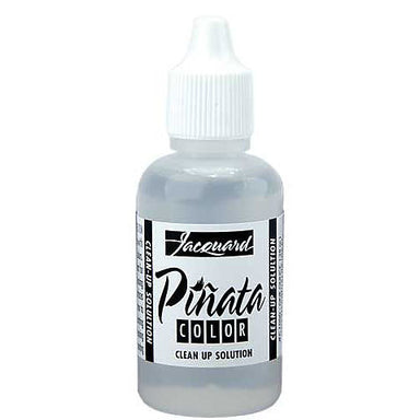 Jacquard Pinata Alcohol Ink Clean Up Solution - 4 oz. - by Jacquard - K. A. Artist Shop