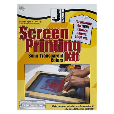 Jacquard Screen Printing Kit - by Jacquard - K. A. Artist Shop