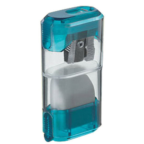 M+R Dual Sharpener and Eraser - Blue by M+R - K. A. Artist Shop