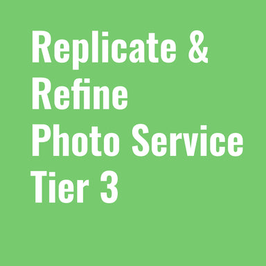 "Photo Service Tier 3 - ""Replicate & Refine"" - by K. A. Artist Shop - K. A. Artist Shop"