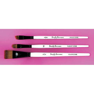 Robert Simmons Simply Simmons All-Media Brush - Short Handle - by Robert Simmons - K. A. Artist Shop