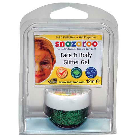 Snazaroo Face and Body Glitter Stardust Gel