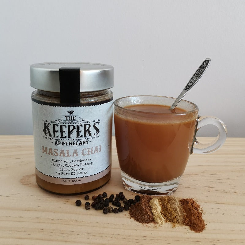 Masala Chai Latte - Chai Spices with Pure NZ Honey
