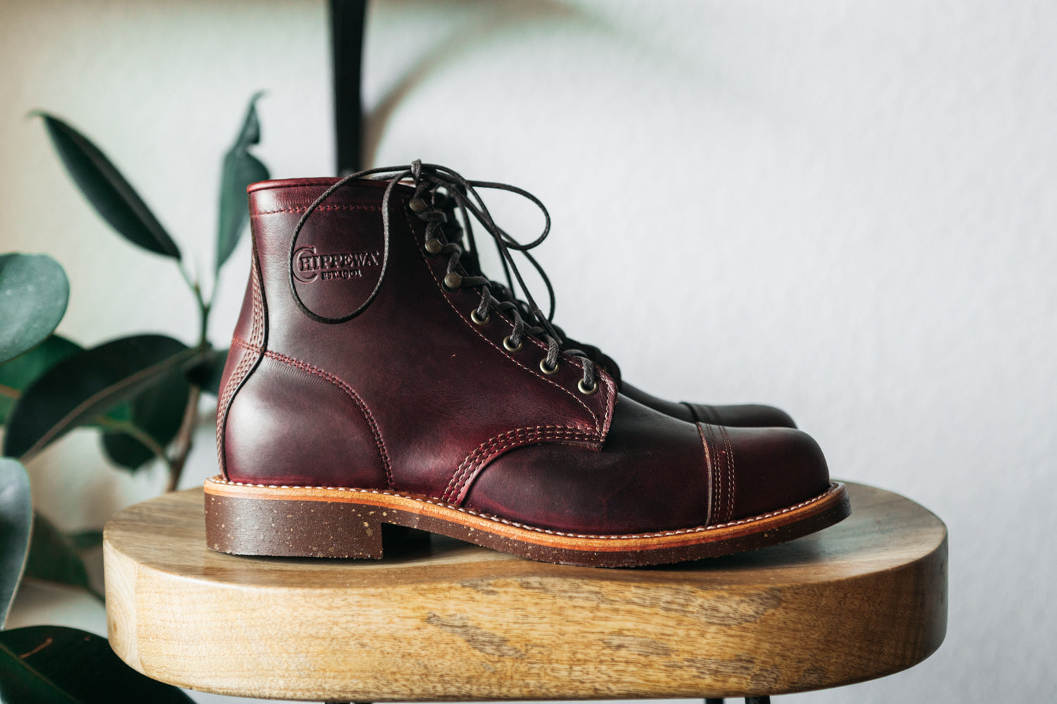 chippewa boots review