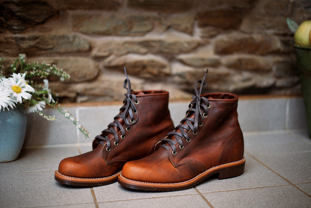 bb9fdadb297 Chippewa Aldrich Boot - Tan