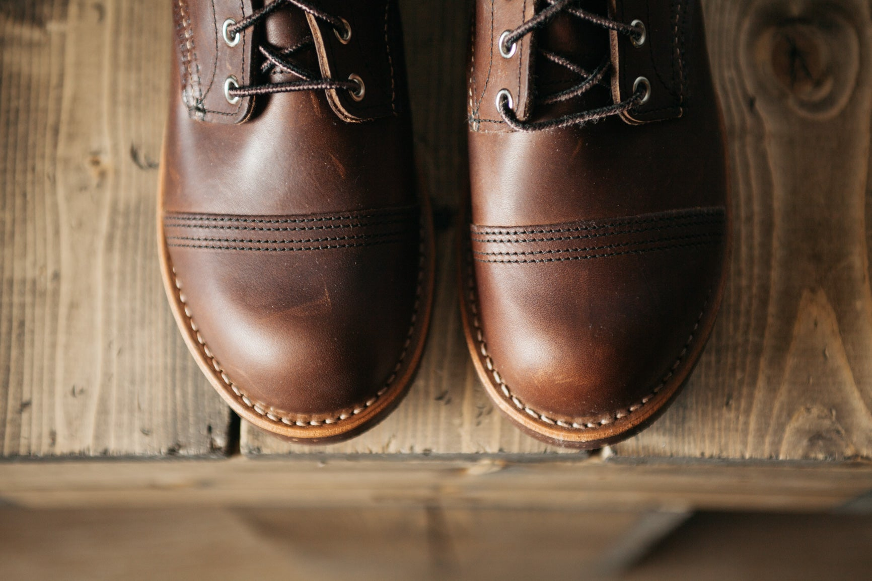afaadc9b3b4 Red Wing Iron Rangers - Amber - Arcane Supply Co.