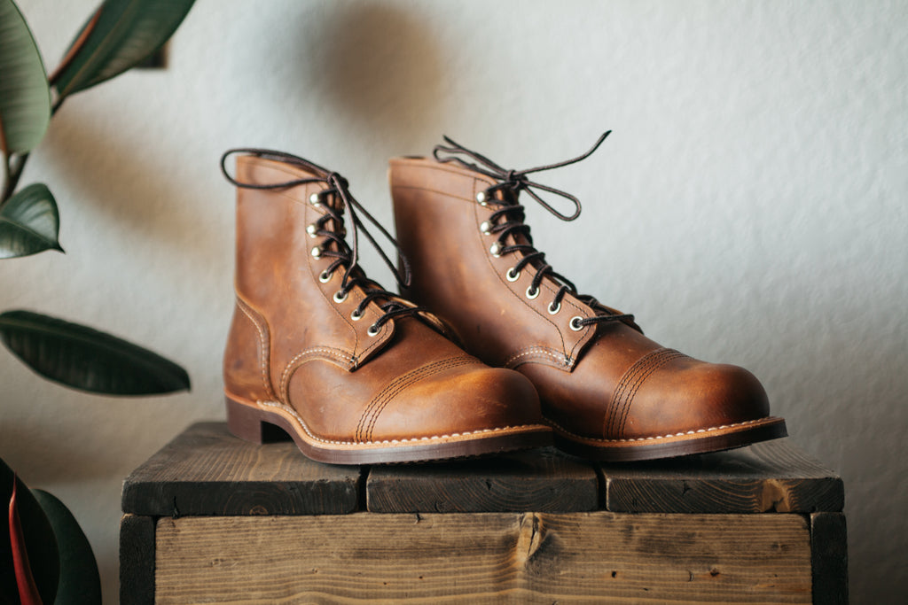 Red Wing Iron Rangers - Copper - Arcane