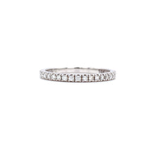 Load image into Gallery viewer, Semi Eternity Ring