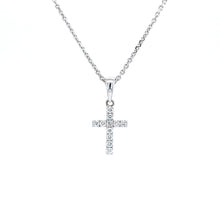 Load image into Gallery viewer, Small Cross Pendant