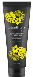 Detox Exfoliating Conditioner - Djanillie's