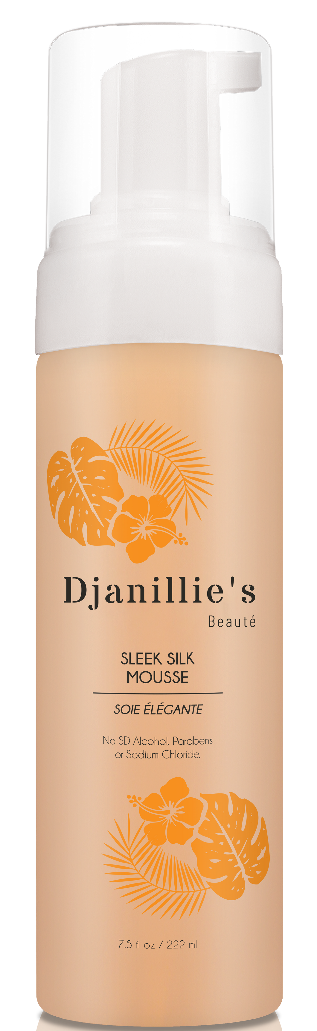 Sleek Silk Mousse - Djanillie's