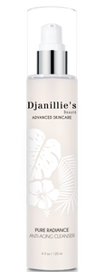 Pure Radiance Anti-Aging Cleanser - Djanillie's Beauté
