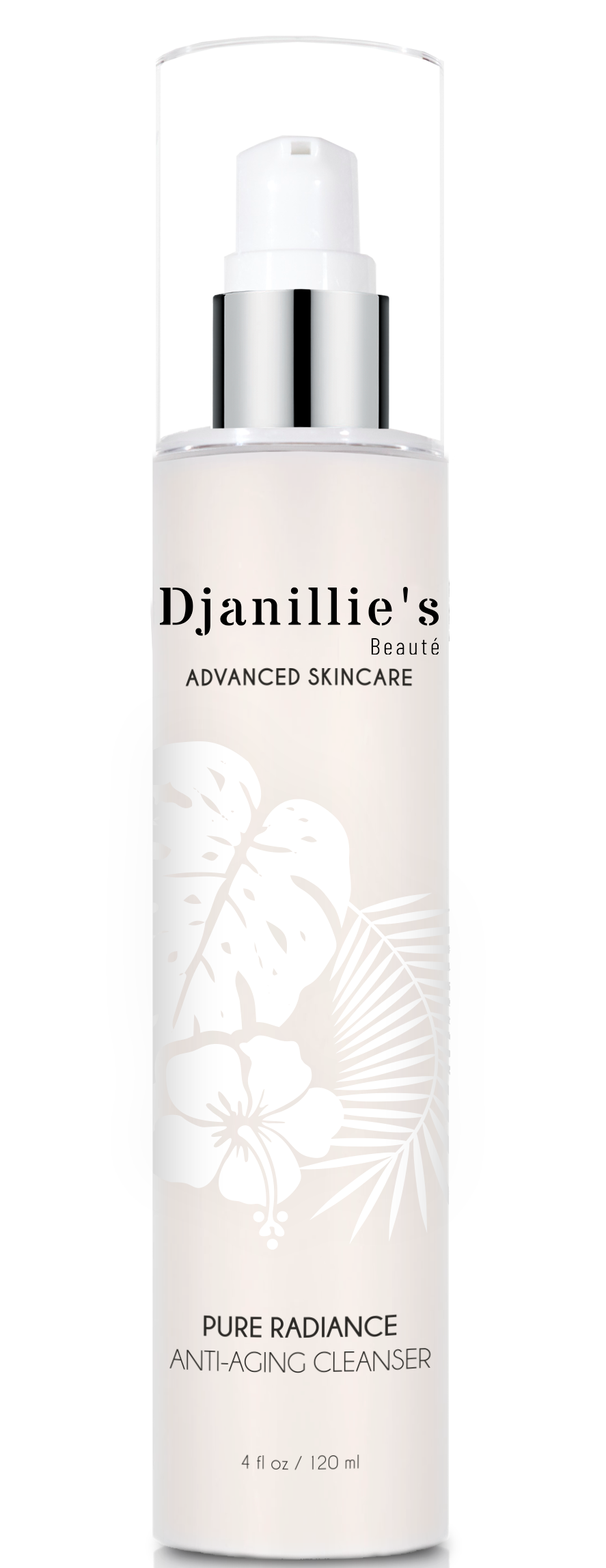 Pure Radiance Anti-Aging Cleanser - Djanillie's