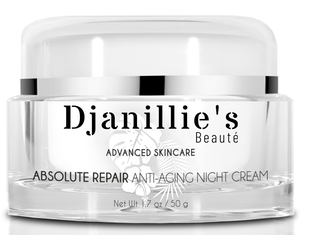 Absolute Repair Anti-Aging Night Creme - Djanillie's
