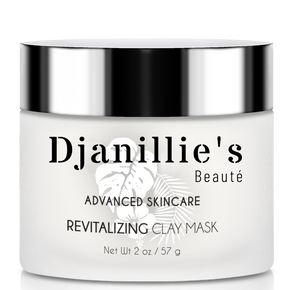 Revitalizing Clay Mask - Djanillie's Beauté
