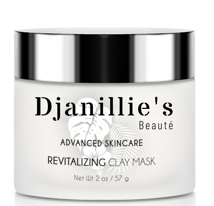 Revitalizing Clay Mask - Djanillie's