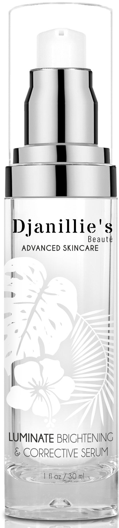 Luminate  Corrective Serum - Djanillie's
