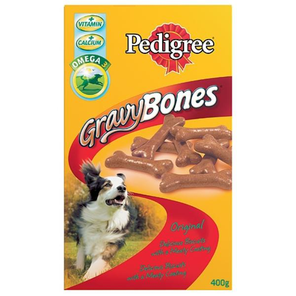 Pedigree Gravy Bones Original 400g